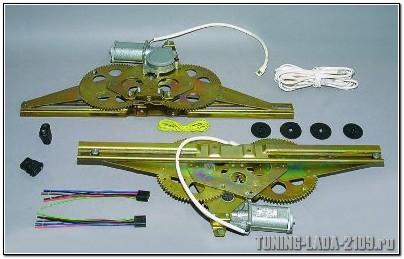 steklopodjemniki00 - Электрическая схема подключения стеклоподъемника