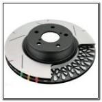Устанавливаем вентилируемые тормозные диски