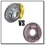 Что лучше, дисковые тормоза или барабанные?