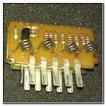 Доработка реле контроля исправности ламп под светодиоды