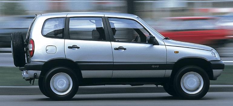 Цены на Chevrolet Niva поднимутся с января