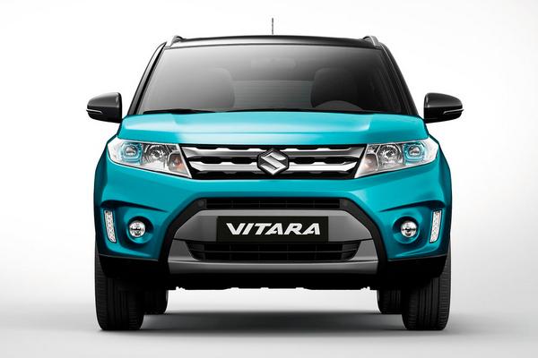 Известная точная дата начала продаж долгожданной Suzuki Vitara