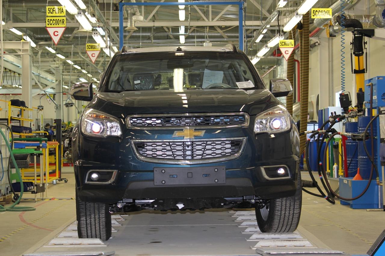 Компании Opel и Chevrolet подняли цены в России