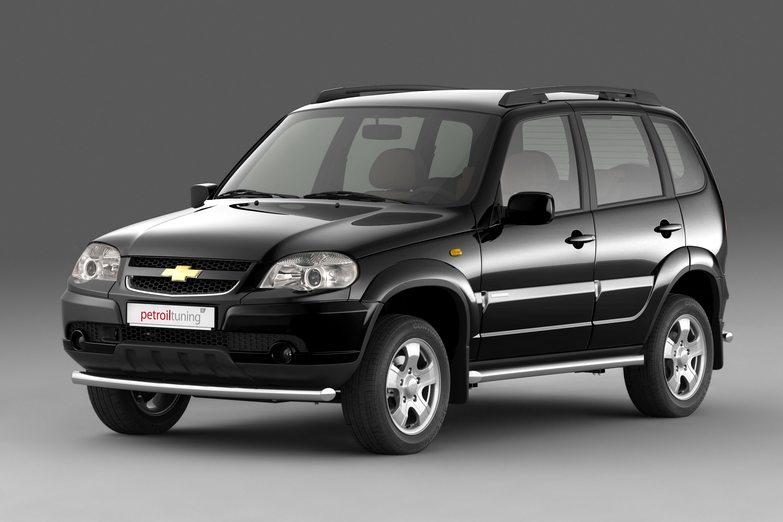 Chevrolet Niva стала менее популярной