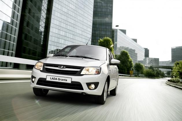 Компания Lada спустилась на пять позиций в рейтинге мировых брендов