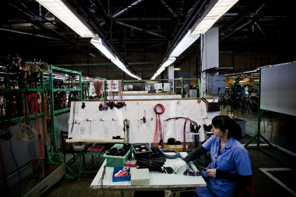Волжский машиностроительный завод собирается сократить свой штаб