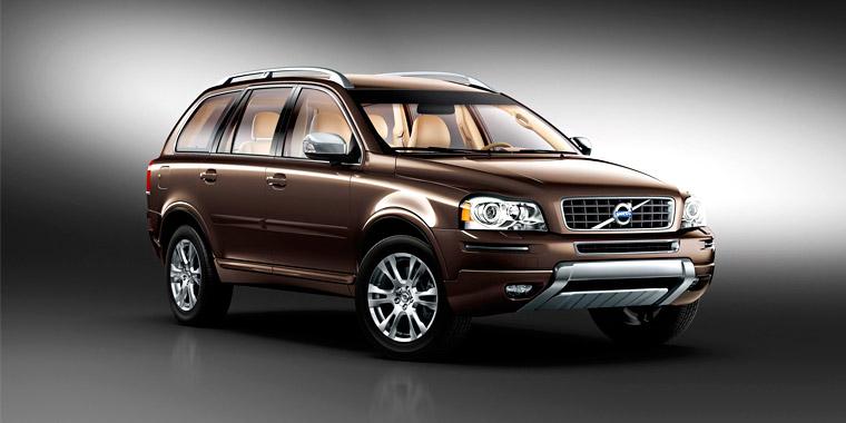 Автокомпания Volvo подняла цены на автомобили