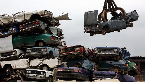 Автопроизводители получают 60% от утилизации
