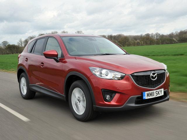Новые модели Mazda начали продажи в России