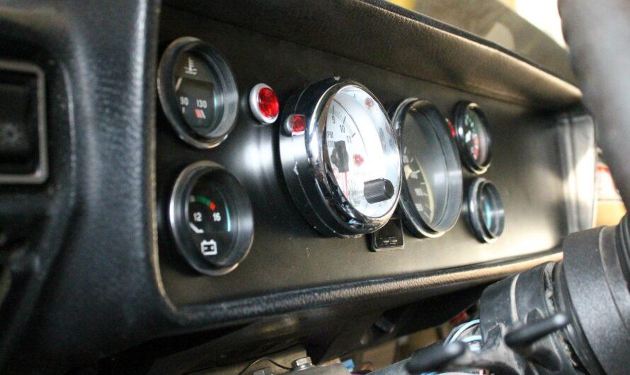 Приборы контроля работы двигателя на ВАЗ 2109