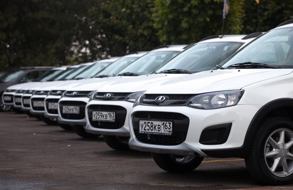 Lada – самый популярный бренд в России