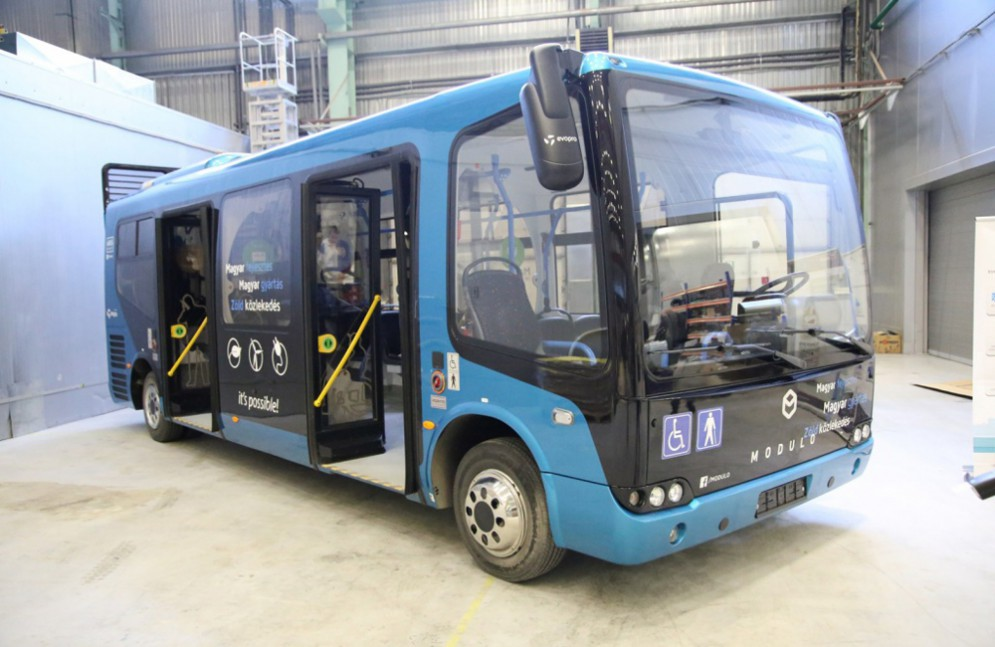 инновационный автобус