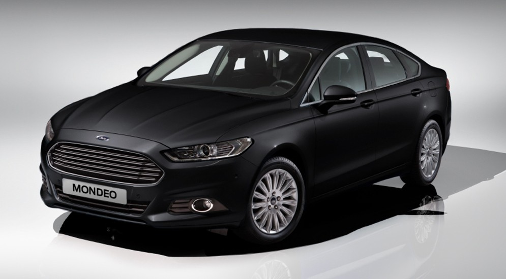 В России можно заказать новенький Ford Mondeo