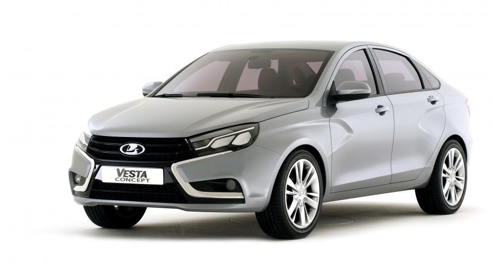 Lada Vesta весной будет проходить первый журналистский тест-драйв