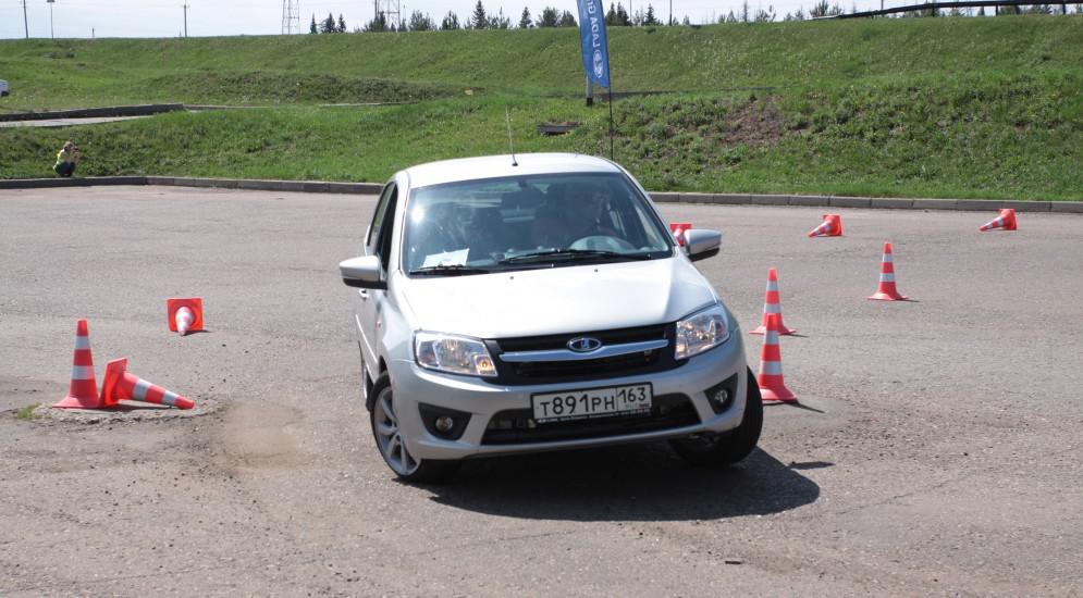 Автомобили Lada будут выпускаться только с ABS