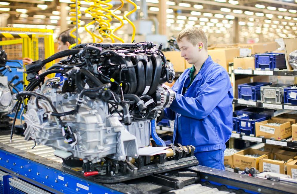 В Калуге приостановлено производство автомобилей