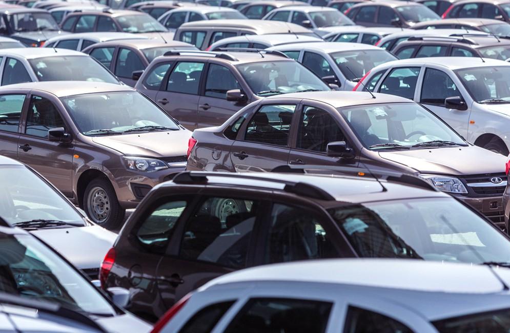Российские автомобили пользуются популярностью в Казахстане