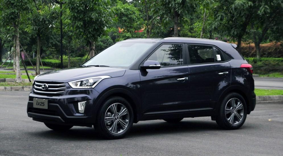 Автокомпания Hyundai должна выпустить новейший кроссовер в 2016 году