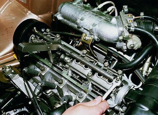Подбор толкателей клапанов двигателя ВАЗ 2109