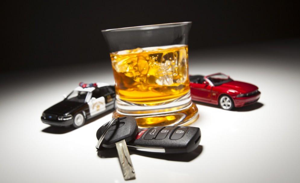 Алкоголь автомобиль