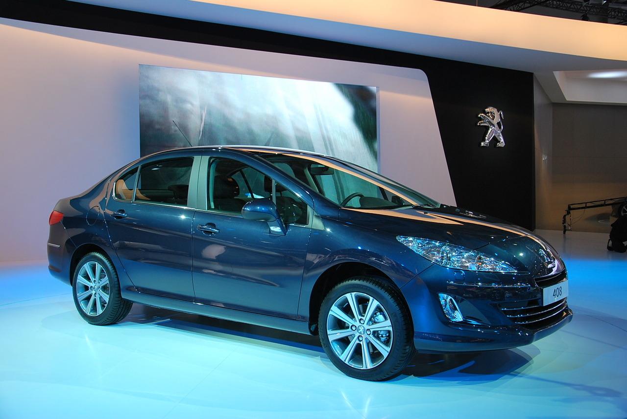 Компания Peugeot решила провести еще один аукцион