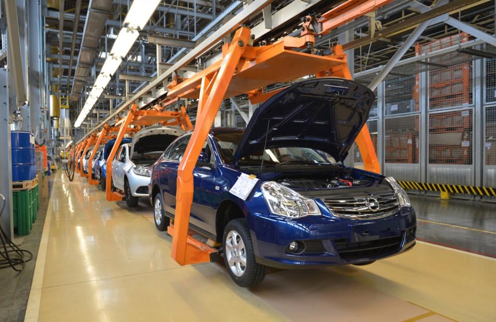 АвтоВАЗ: объемы производства