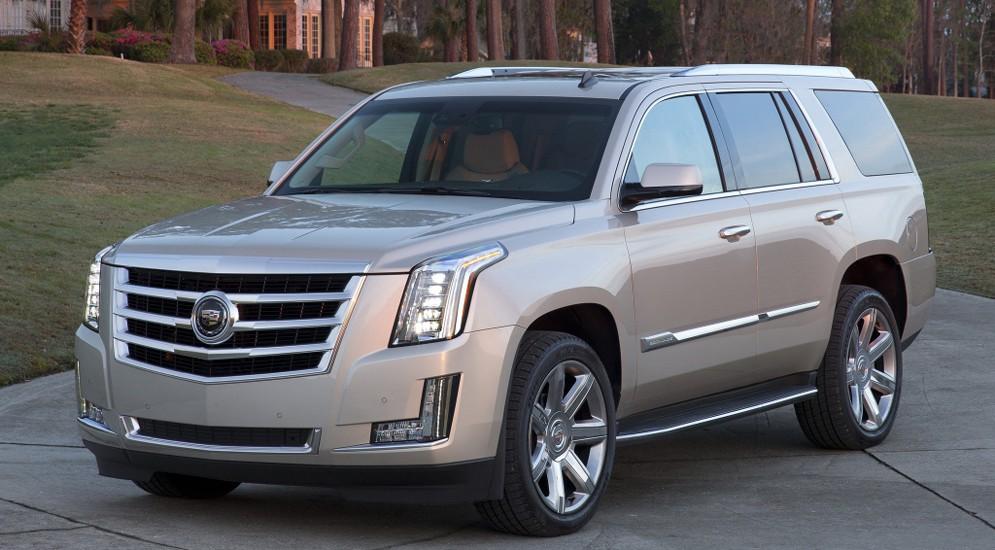 Стоимость российского Cadillac Escalade