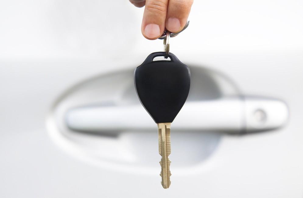ключи авто