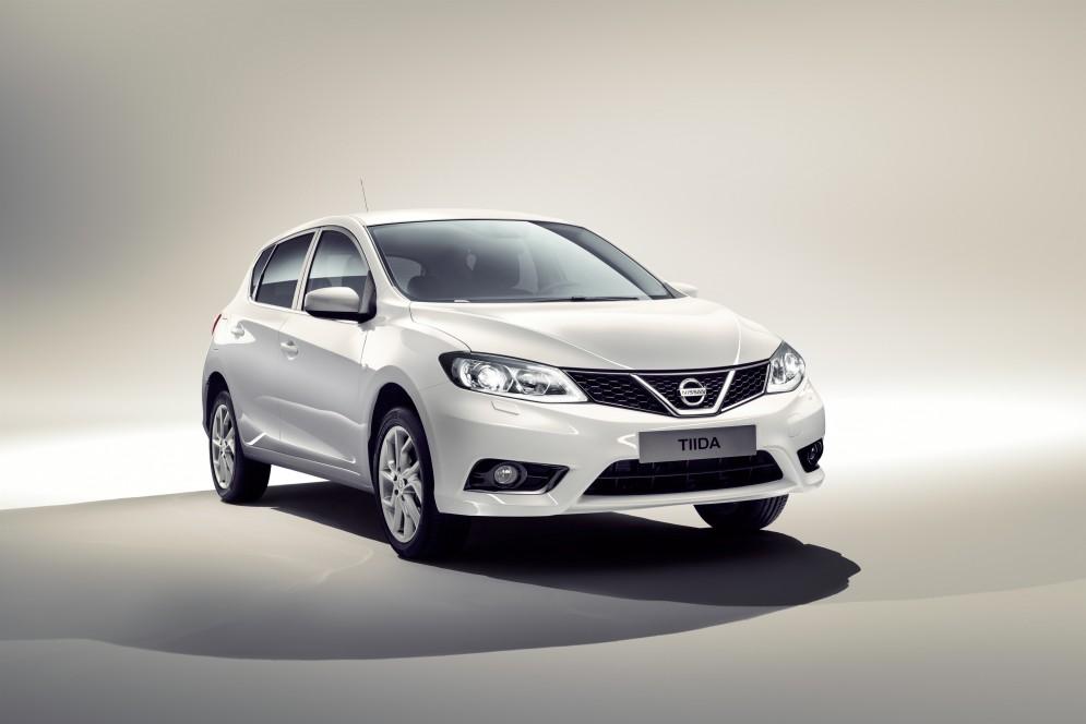 Хэтчбек Nissan Tiida: российская стоимость новинки