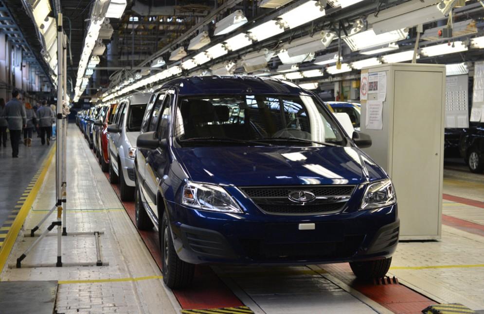 Автомобили Lada поднялись в стоимости