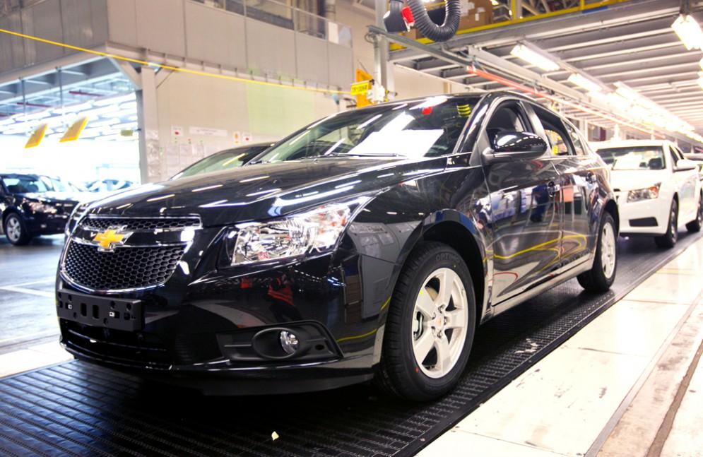 Оставшиеся модели Opel и Chevrolet уйдут по скидкам