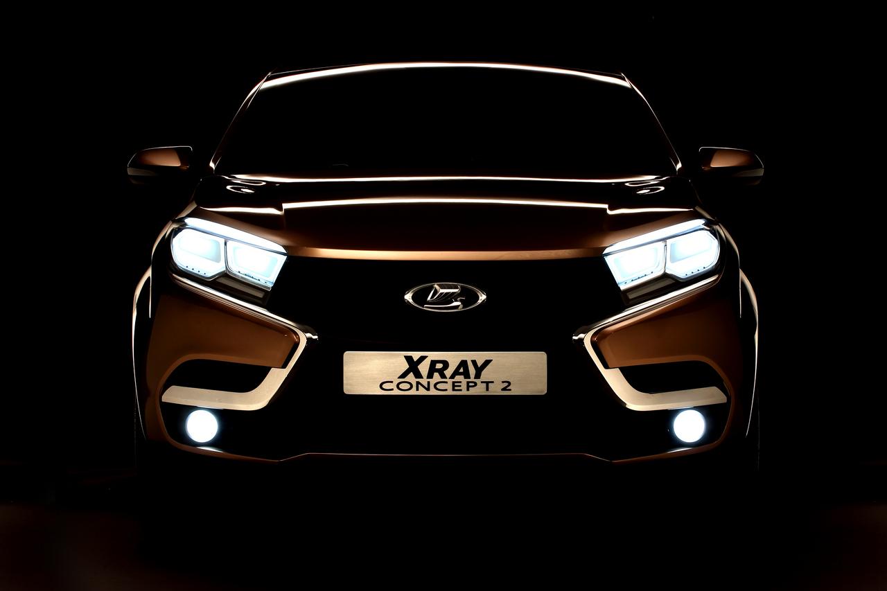 Lada XRay: точная дата серийного производства