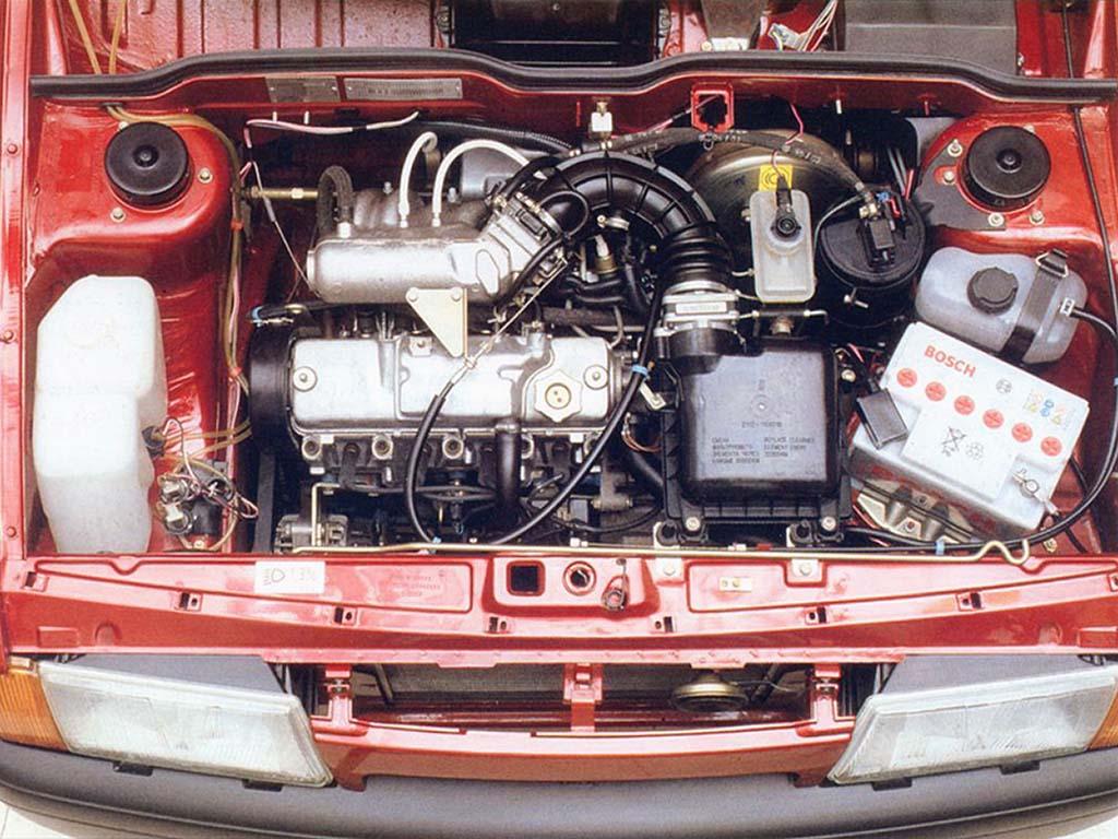 Модернизируем двигатель и выпускную систему ВАЗ 2109 для установки инжектора