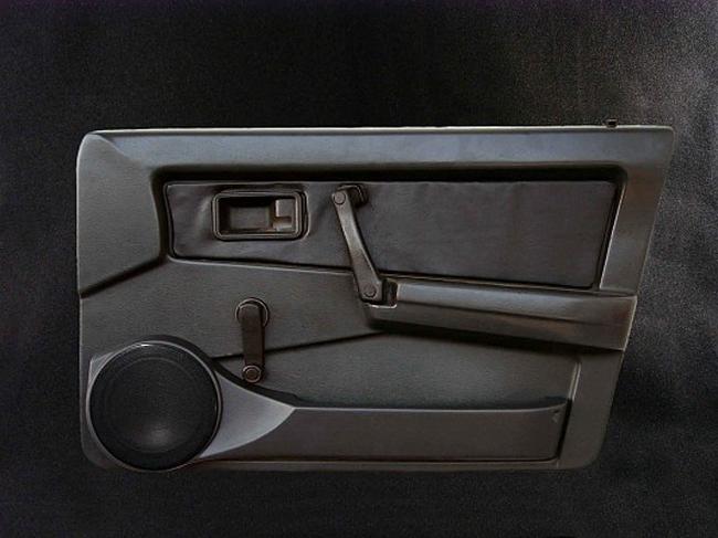 Подиумы для передних мидбас на ВАЗ 2109