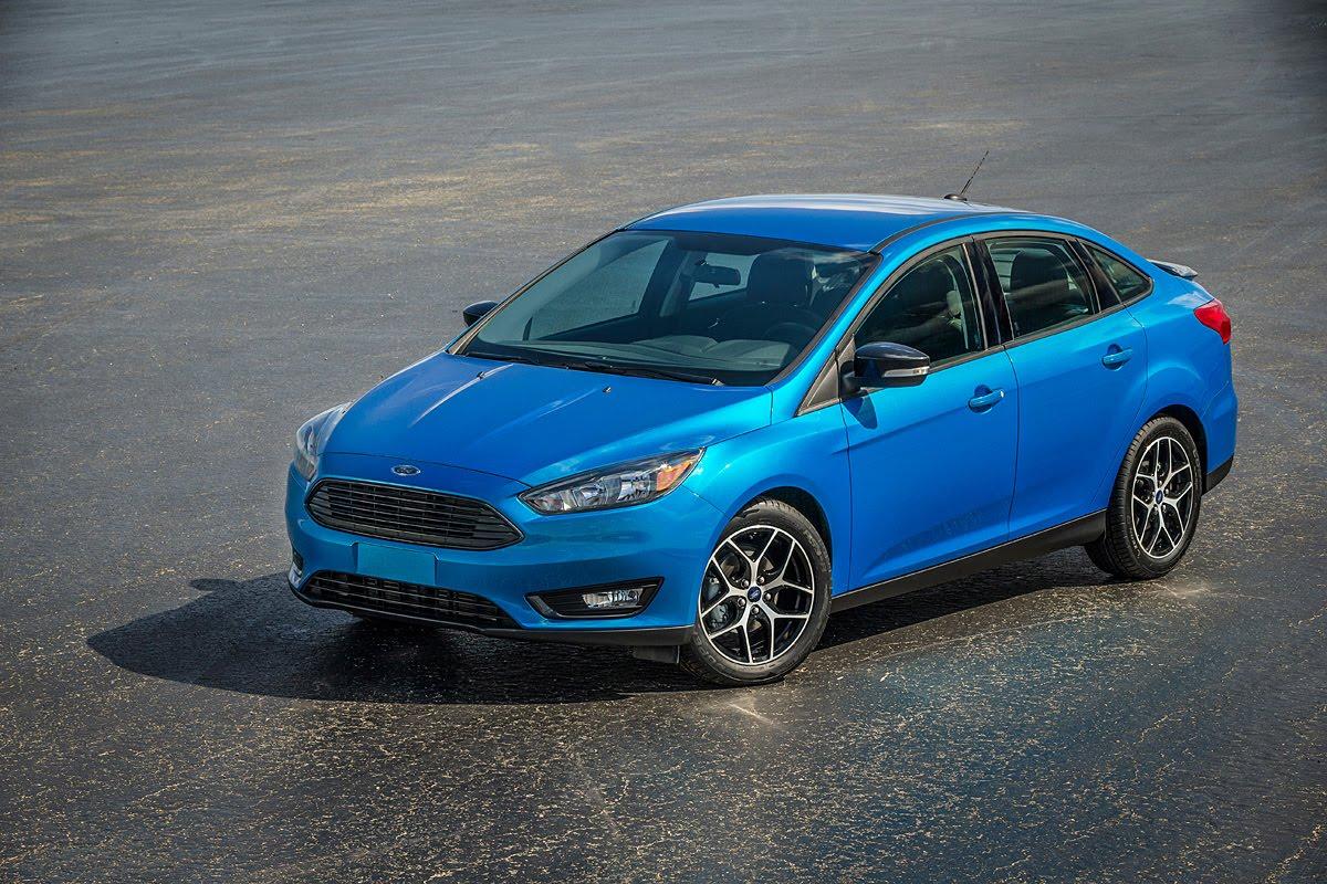 Ford Focus обновленный 2015 года