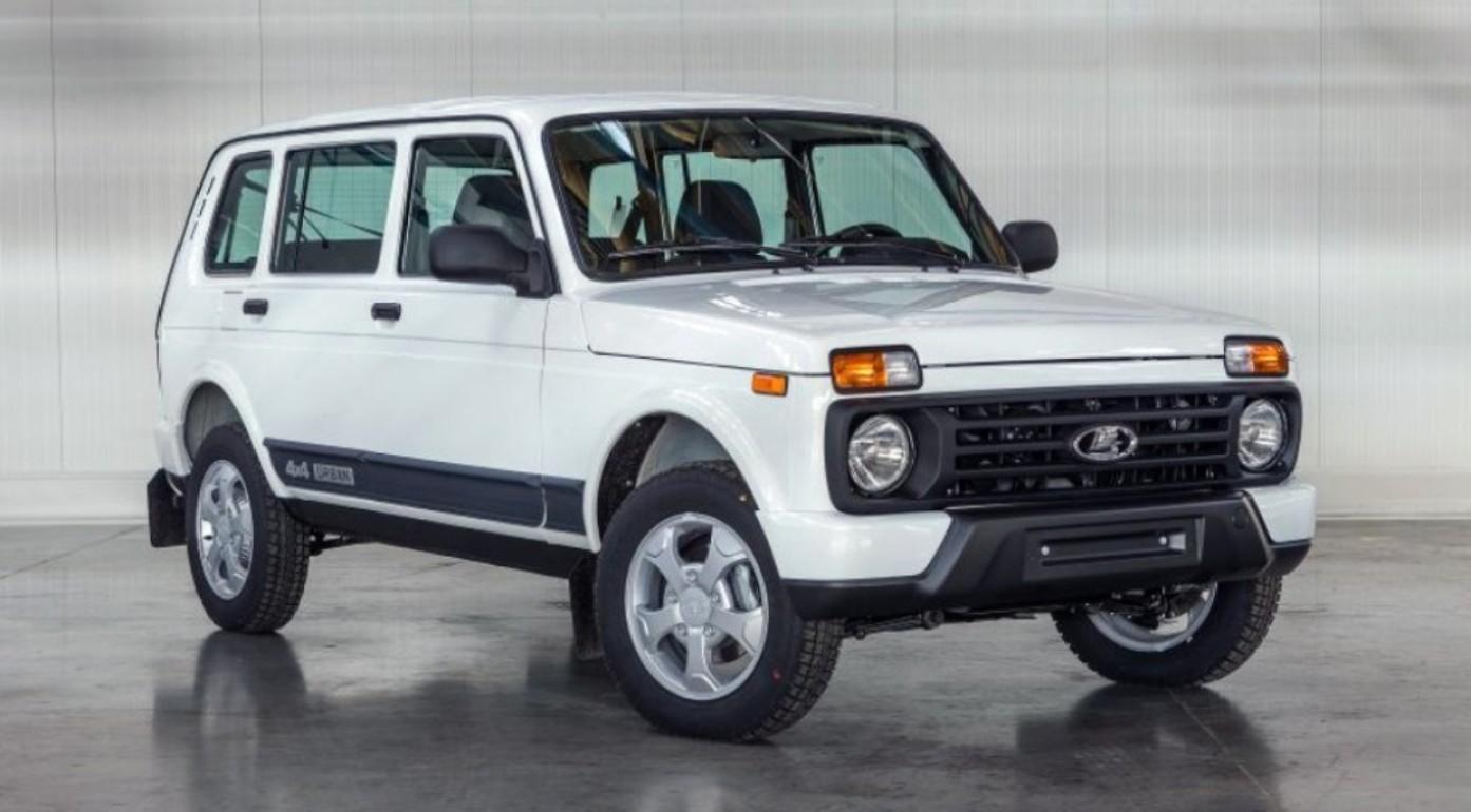 Пятидверный Lada Urban, скоро поступит в продажу