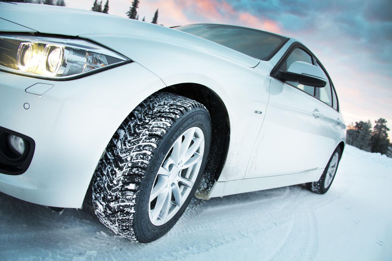 5 советов для безопасного зимнего вождения
