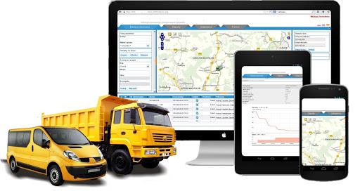 Компания ГЛОНАСС-СЕРВИС, полный контроль над вашим автопарком