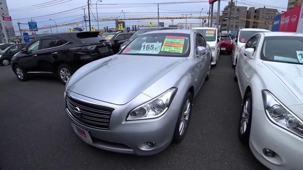 продать подержанную машину марки Nissan