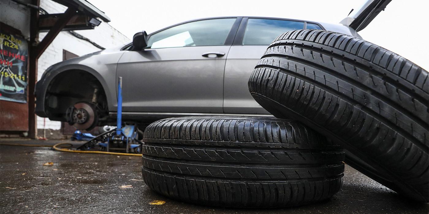 5 элементов автомобиля, которые стоит проверить при замене шин