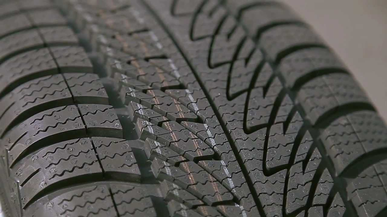 Обзор — тест зимней легковой шины Goodyear Ultra Grip 8