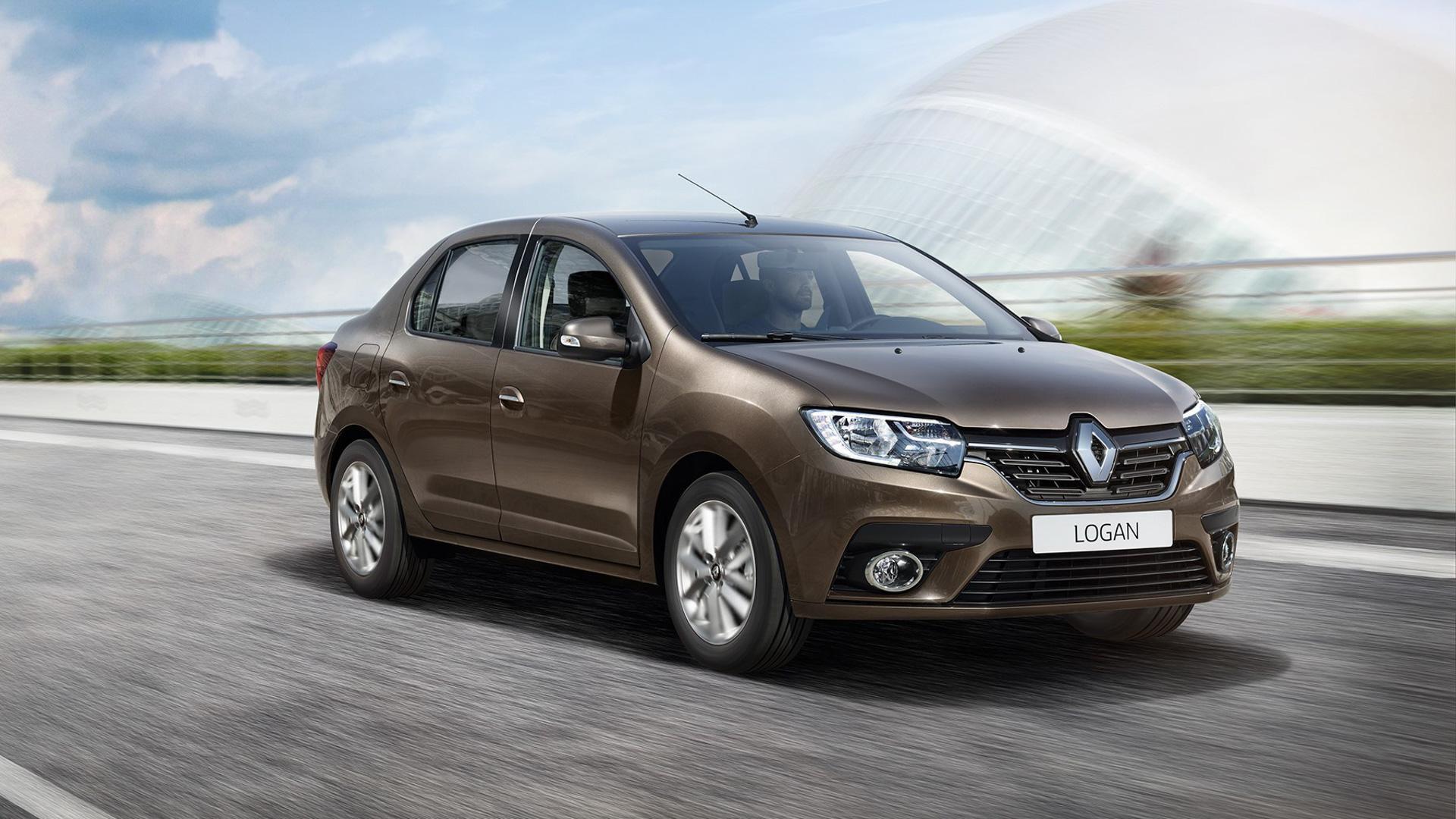 Выносливый ослик Renault Logan, каким он будет в 2020 году