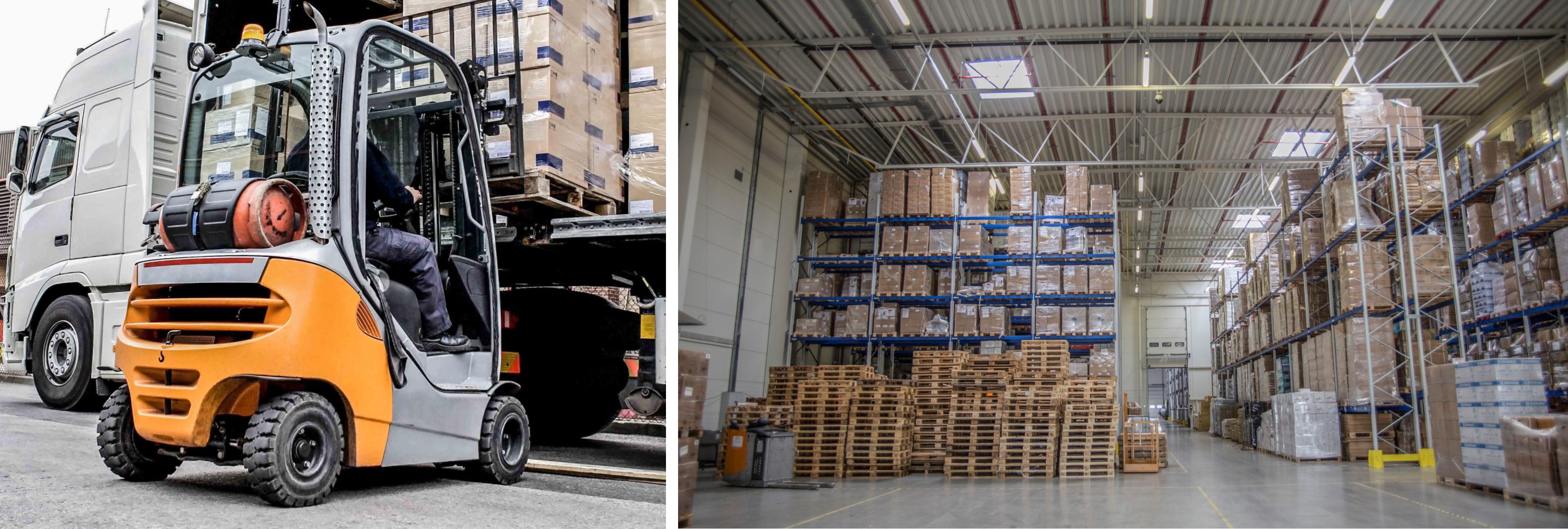 консолидация и отправка грузов