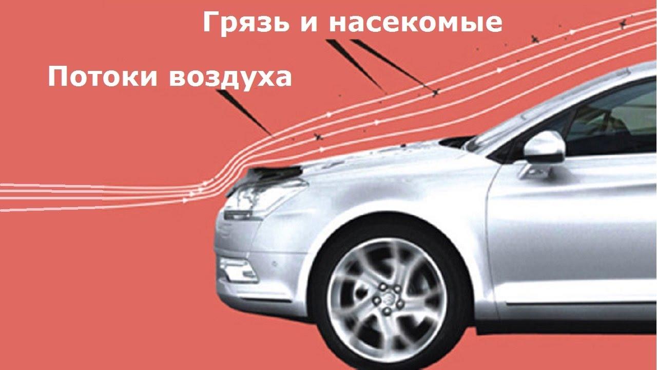 Для чего машине нужна мухобойка
