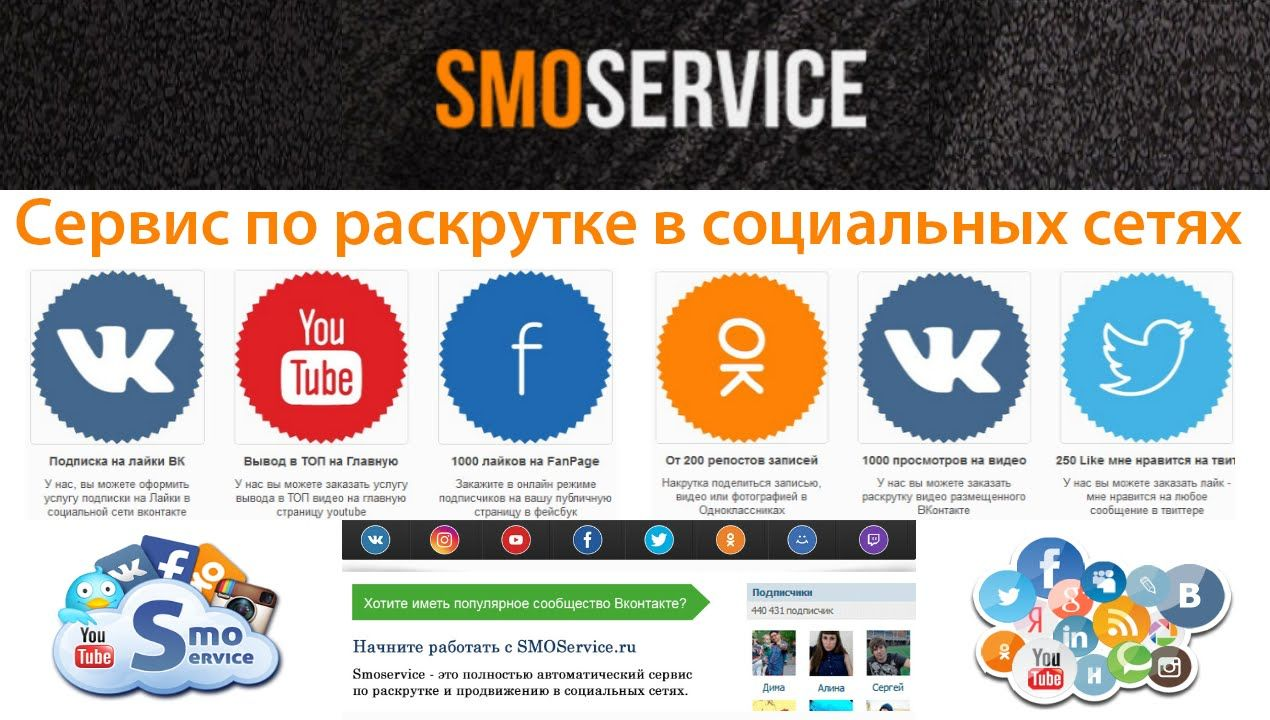 SMOService