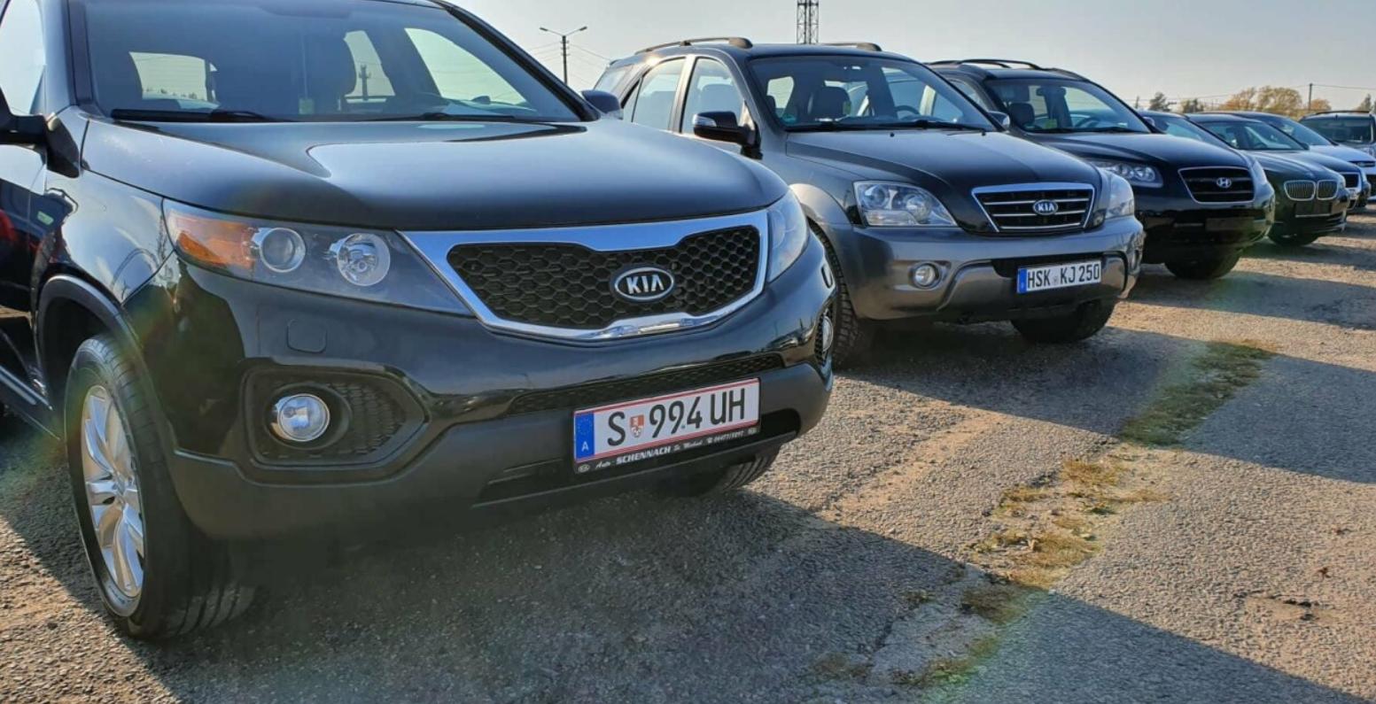 Пригон авто из Европы и США