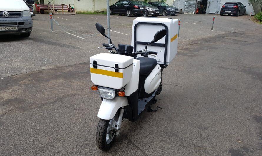 Какой вид транспорта лучше всего подходит для службы доставки?