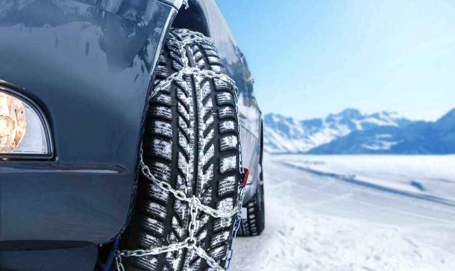 Выбираем автоаксессуары на зиму