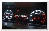 Светодиодная подсветка панели приборов ВАЗ 2109