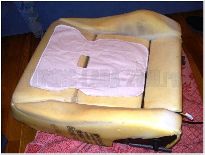 Обогрев сидений ВАЗ 2109